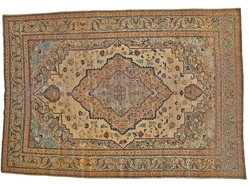 Antique Haji-Jalili Tabriz