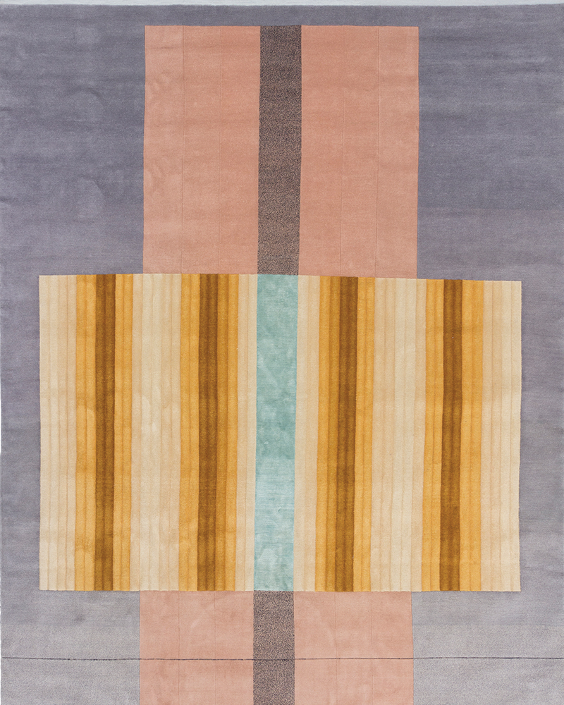 Bliss Yellow by Mae Engelgeer for cc-tapis | cc-tapis.com