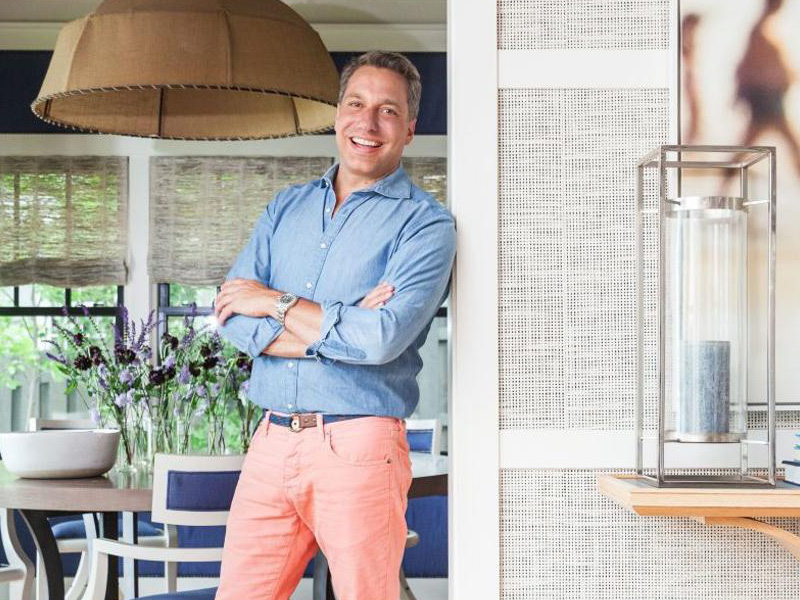Thom Filicia Home-Feizy Collaboration