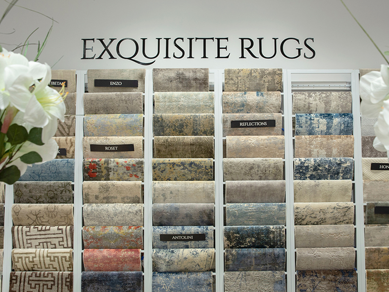 Exquisite Rugs LA Showroom