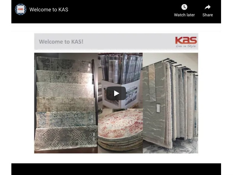 Virtual with Kas Rugs