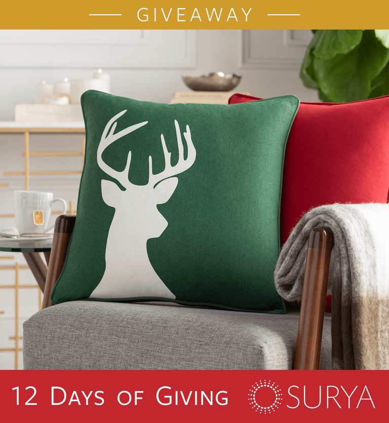 Surya 12 Day Giveaway
