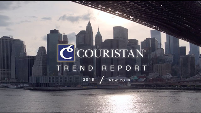 2018 Couristan Trend Report Video