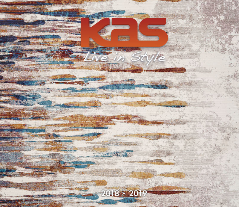 Kas Rugs 2018 Look Book Catalog